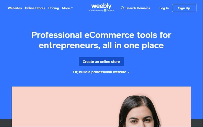 Wix vs Weebly vs Squarespace vs WordPress org (Compared) - 2019